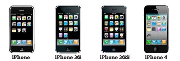 iPhone 4 - 4 Jahre iPhone