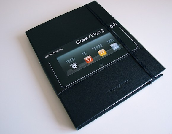 Test Germanmade iPad Case