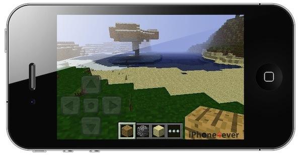 Minecraft iphone in kürze