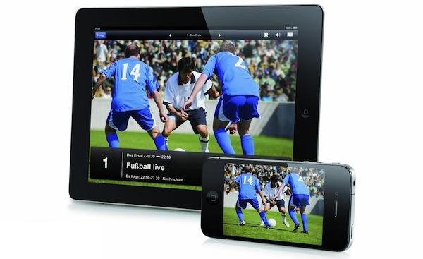 iPhone TV - Kostenlos Fernsehen mit iPhone und iPad Deutsch