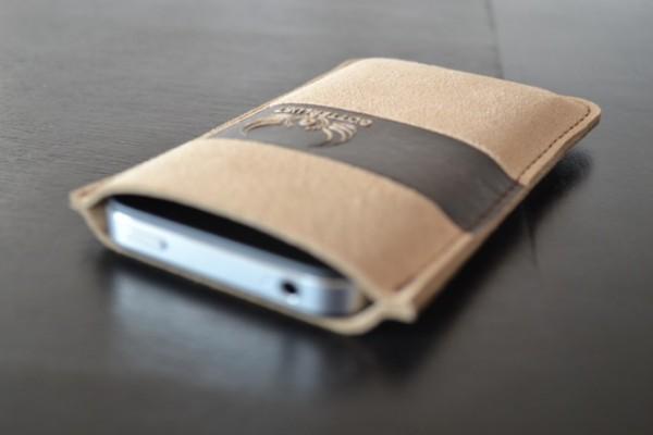 Test iPhone Tasche Götterlust - iPhone 4s Zubehör