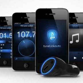 TuneLink-Auto-Bluetooth-FM-Transmitter