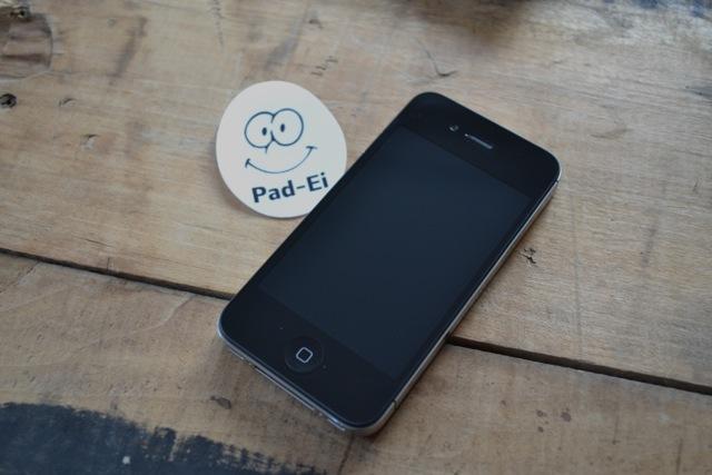iPhone 4S Eiwisch