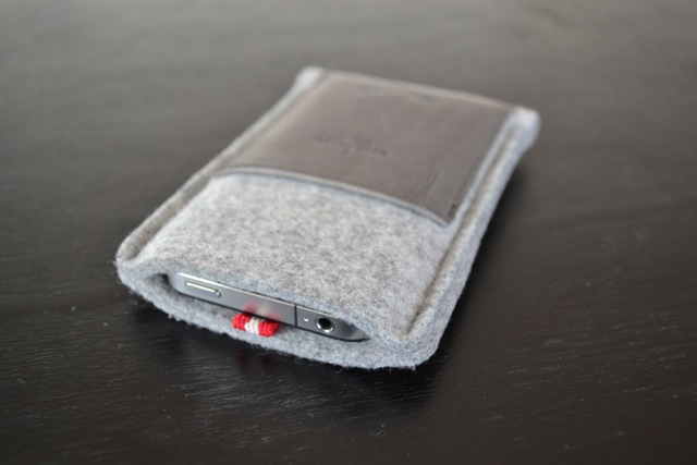 Hard Graft iPhone 4/4S Case - handmade in Italy