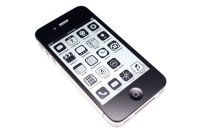 iOS 86 iPhone Design Concept