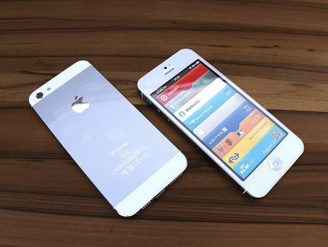 so k nnte das neue iphone 5 aussehen iphone4ever. Black Bedroom Furniture Sets. Home Design Ideas