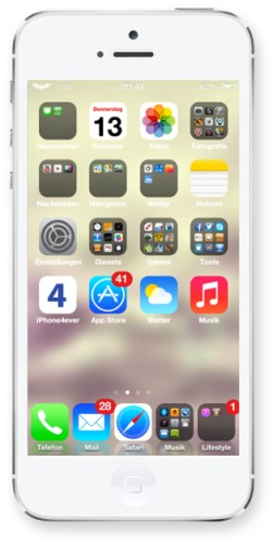 ios7 theme download