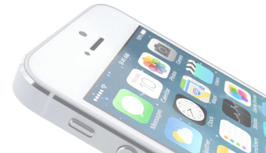 ios 7 apple iphone 5