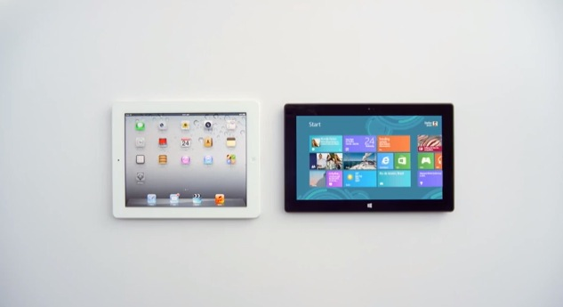Surface better than iPad?