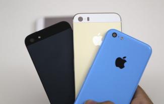 neueste bilder vom iphone 5s
