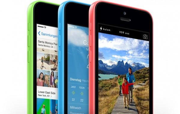 iphone 5c bunt