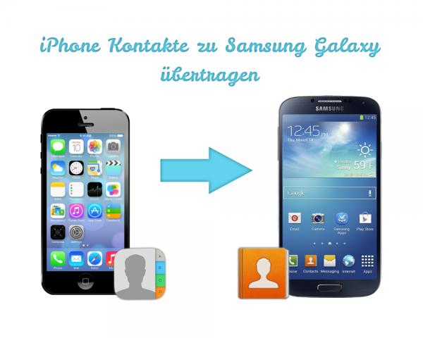 iphone kontakte auf samsung galaxy