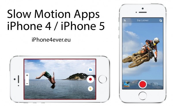 how to do slow motion on iphone motion mit dem iphone 5 iphone 4 aufnehmen 6040