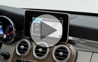 carplay video mercedes