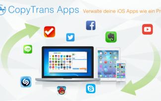 iPhone, iPad und iPod Touch Apps sichern und wiederherstellen
