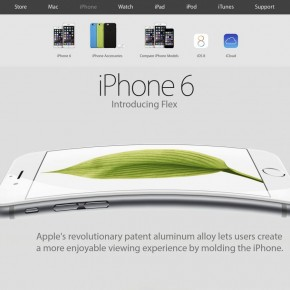 iphone 6 plus bendgate 290x290 BendGate: Spott und Hohn für das iPhone 6 Plus