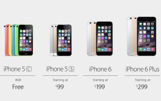 preise iPhone 6 und Plus