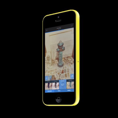 foto iphon app fotografie