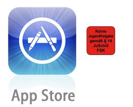 appstore fsk 18 Plant Apple einen FSK 18 Bereich?