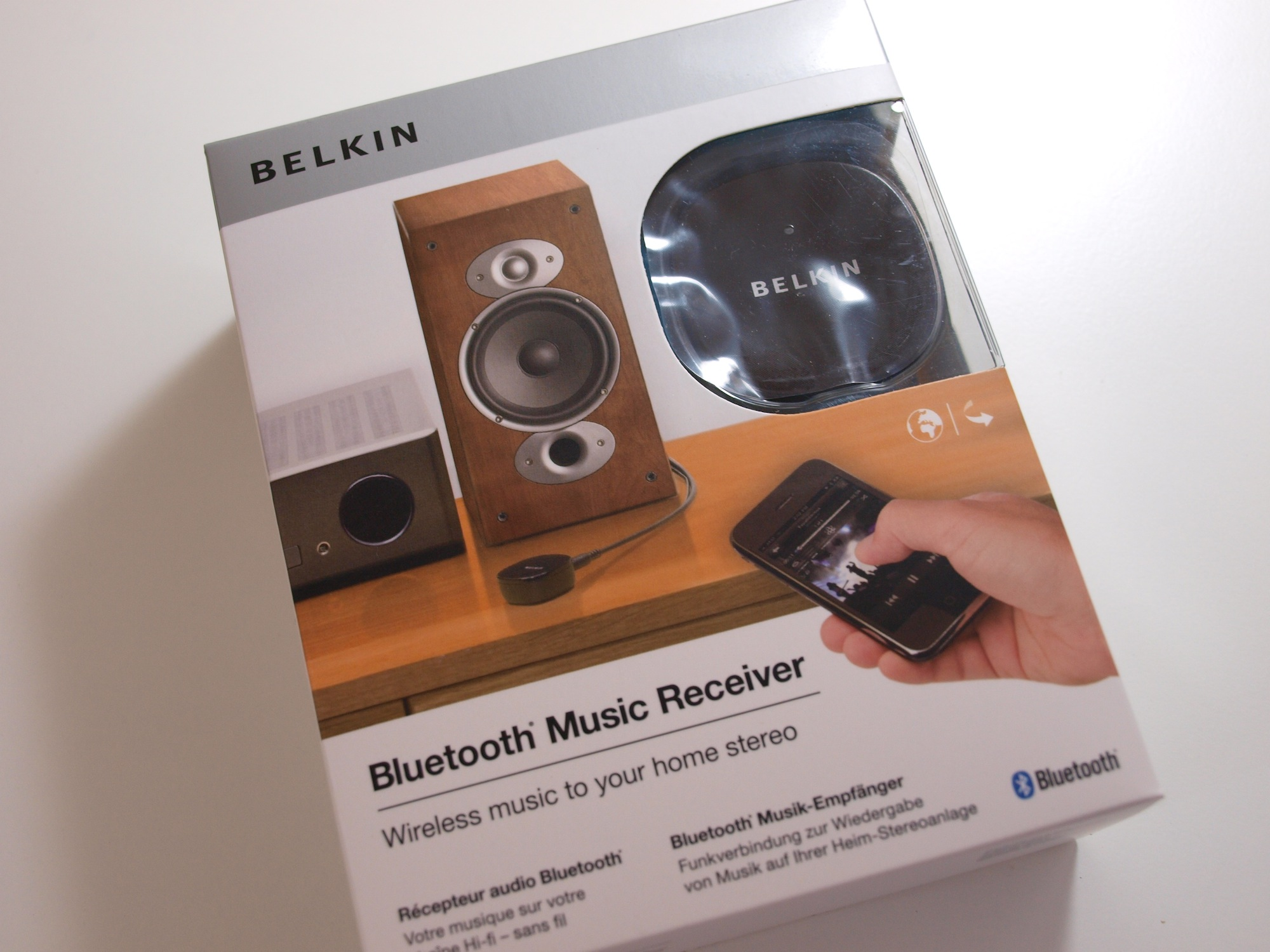 Belkin Bluetooth iphone