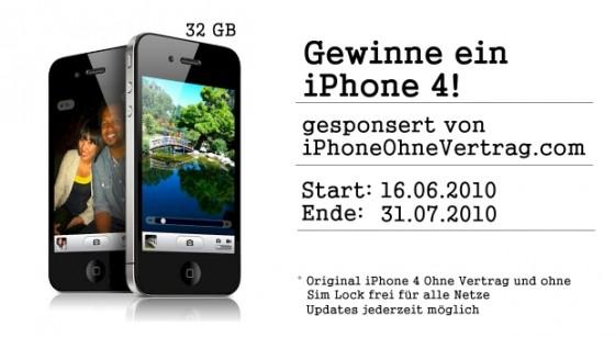 iPhone4Spiel 560x307 iPhone4Spiel   Gewinne ein iPhone 4