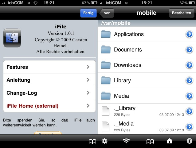 ifile Ifile download Ifile где приложения Ifile cydia
