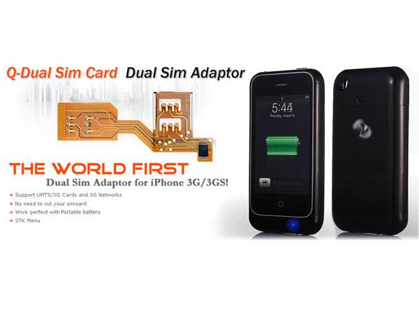 iphone 4 dual sim