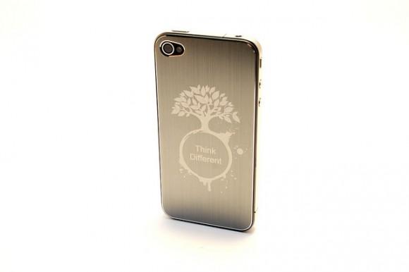 iPhone 4 Gewinnspiel - Aluminium Backcover