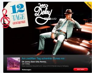 jan delay oh jonny 300x239 Apple Geschenke Tag 12