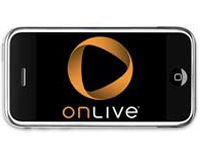 onlive iphone Crysis auf dem iPhone via OnLive allgemein  onlive iphone games on demand iphne crysis crysis onlive crysis iphone