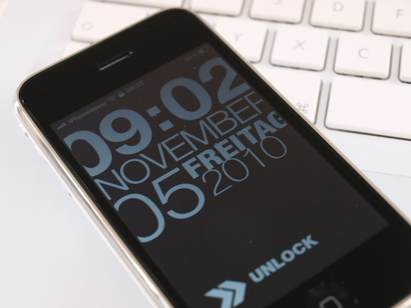 typohone 4 lockscreen